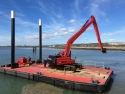 Picture for Plant; Road transportable Backhoe dredger