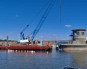 Picture for Plant; Pontoons with Crane